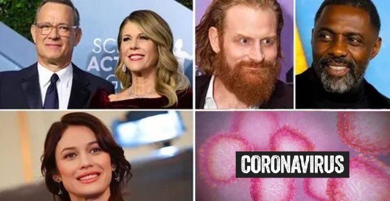 У ряда актеров обнаружен коронавирус