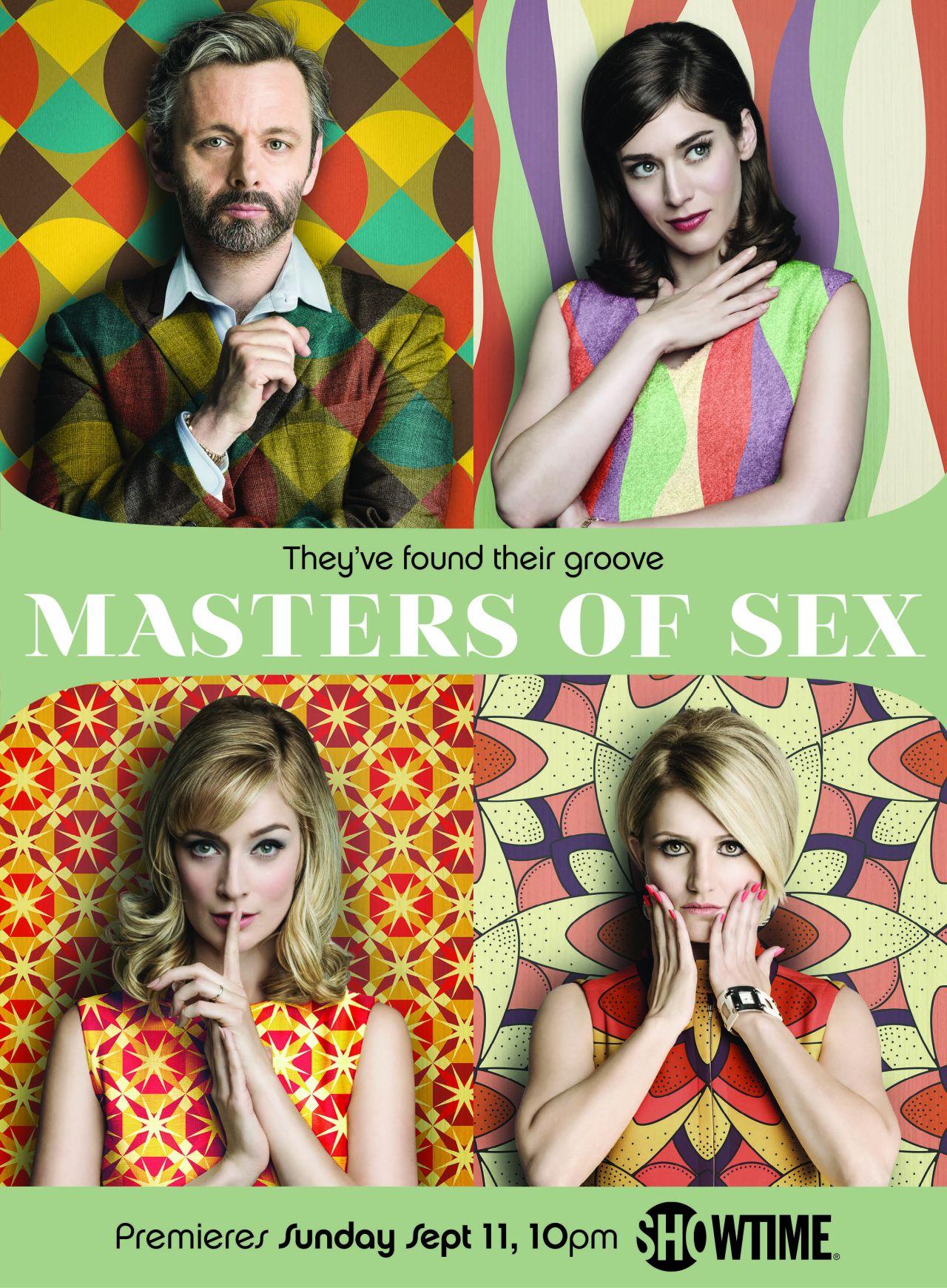 Мастера секса 4 сезон